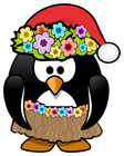 Christmas_in_Hawaii_Penguin