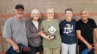 Los Vecinos CC - Winners