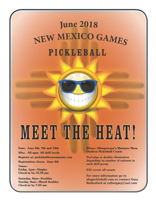 Flyer 2018 NM Games