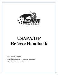 USAPA-IFP-Referee-Handbook-12-1-15-image